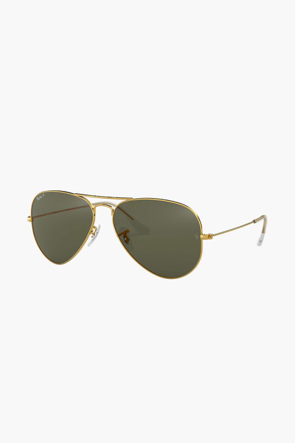 classic polarized aviator sunglasses