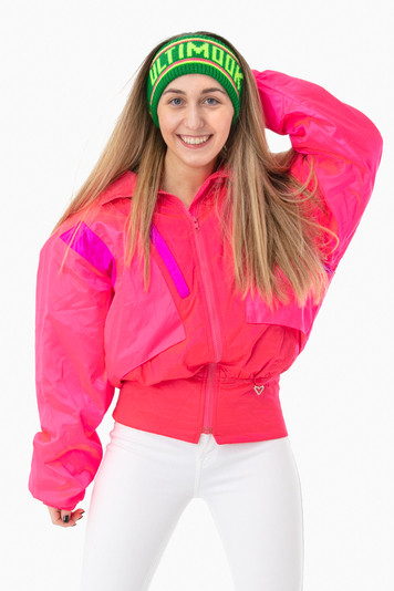 pink obermeyer pizzazz jacket