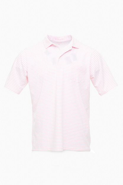 Tickled Striped Tommy Polo