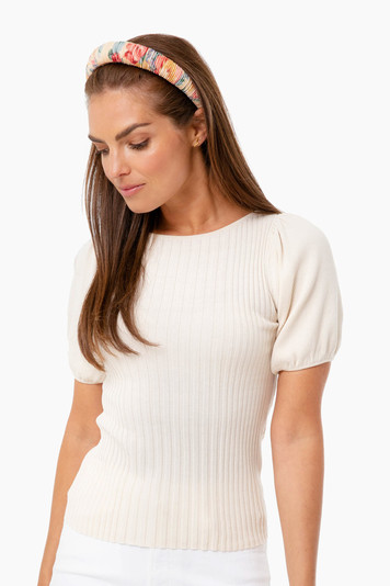 linen jeanie cotton top