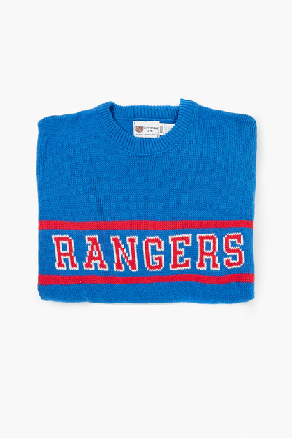 blue rangers sweater