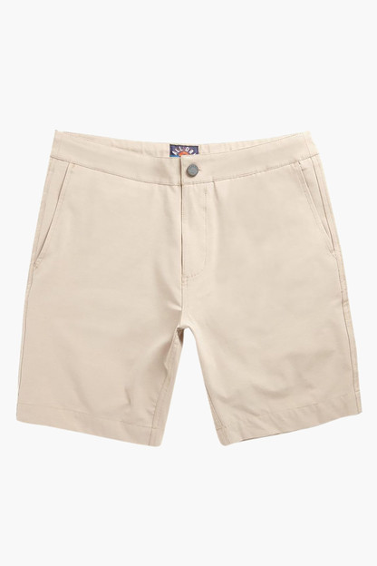 Khaki All Day Shorts