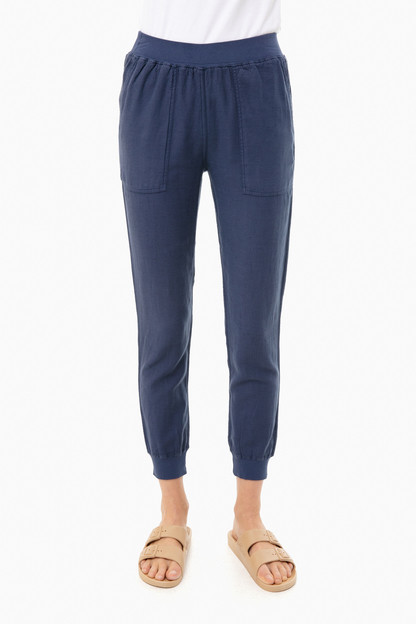 navy arlie day pant