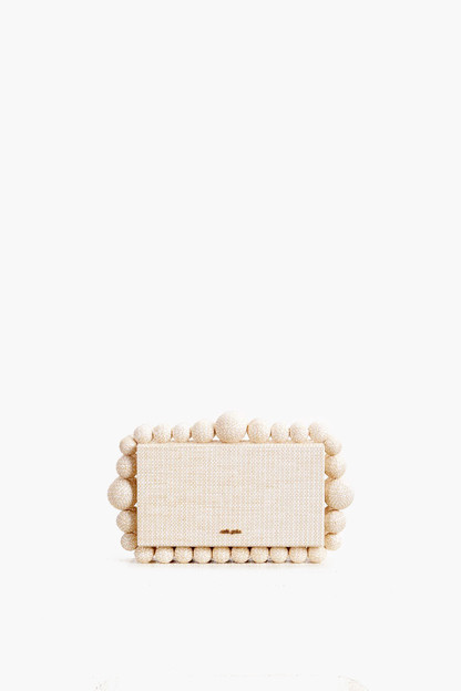 sand eos box clutch