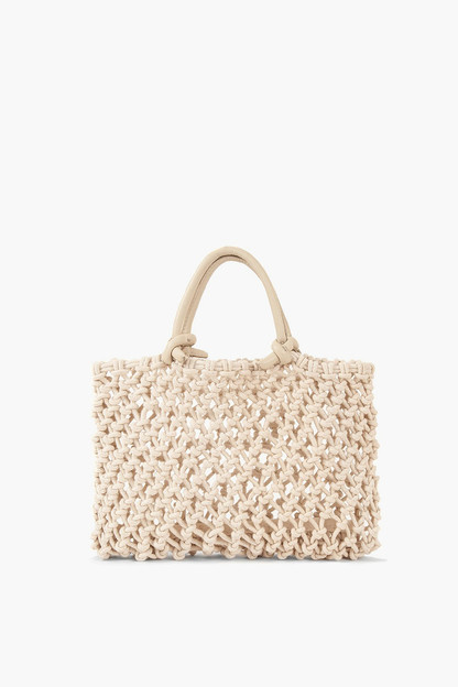 cream petit sandy bag