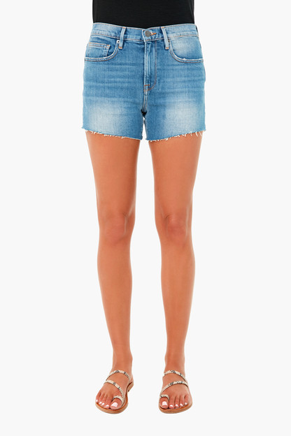 alamitos le brigette raw edge short