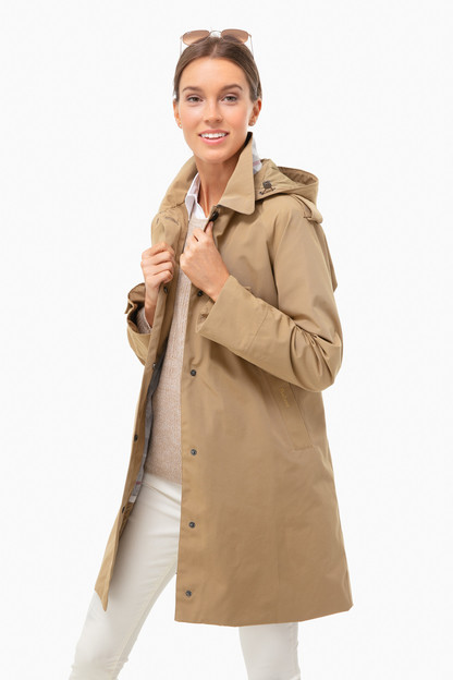 trench millie jacket