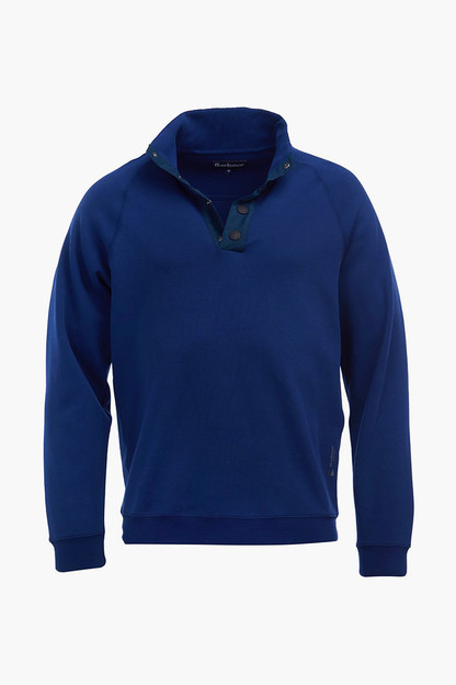 regal blue bay half zip