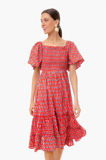 scarlett daisy lolita printed dress