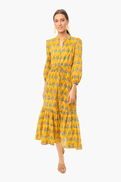 marigolds yellow frances 2 dress
