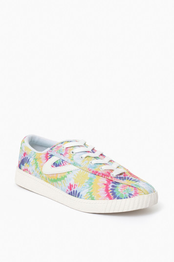 disco tie dye nylite40plus sneakers