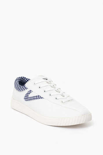 gingham nylite38plus sneakers
