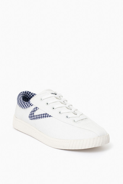 Gingham Nylite38Plus Sneakers Extra 25% Off with Code BERRY25