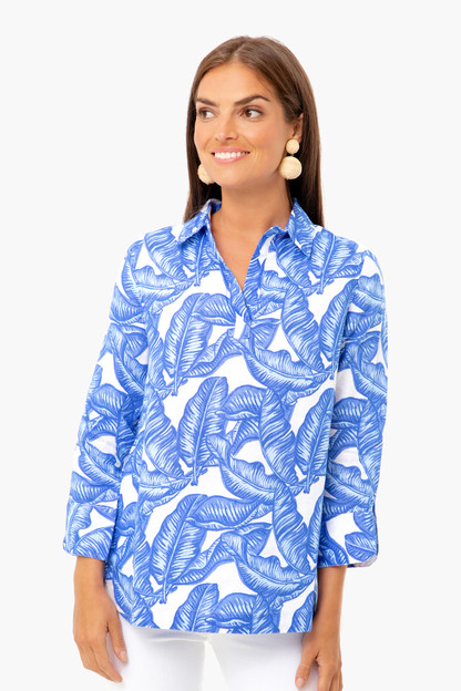 banana leaf lucaya tunic