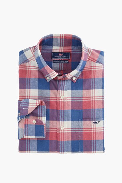 ketch classic tucker shirt