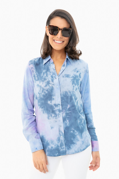 Tie Dye Signature Shirt Take 20% off with code RINGRING