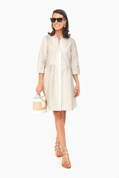 antelope royal shirt dress