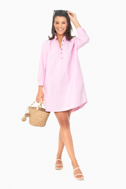 pink polly dress