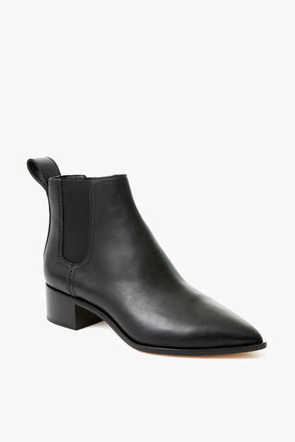 black nellie block heel chelsea boot