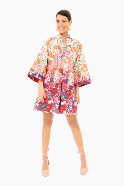 blooming floral indre dress