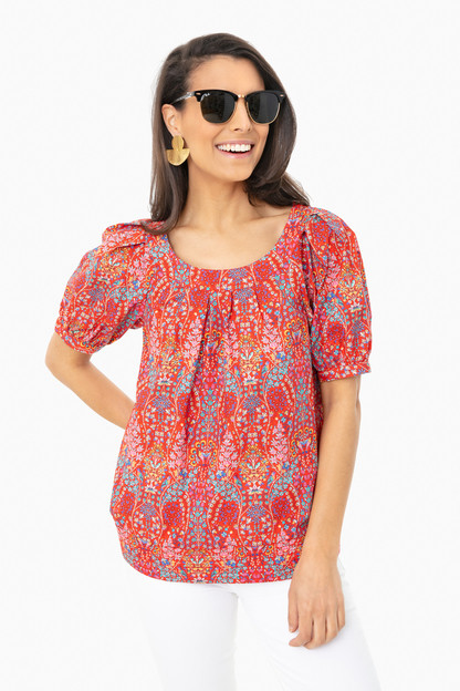 liberty® fontalina top