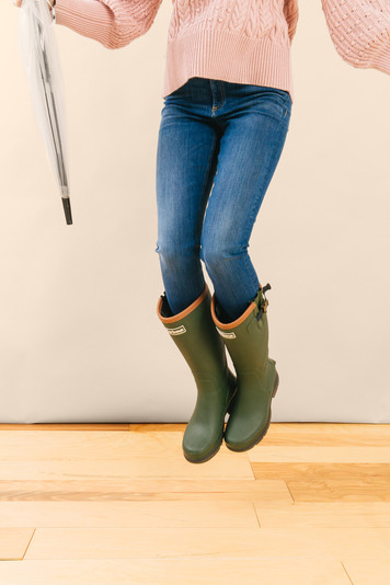 olive women's tempest boot