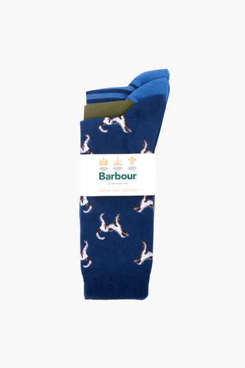 dog multi sock set