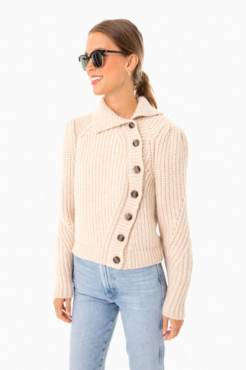 creme matilde turtleneck
