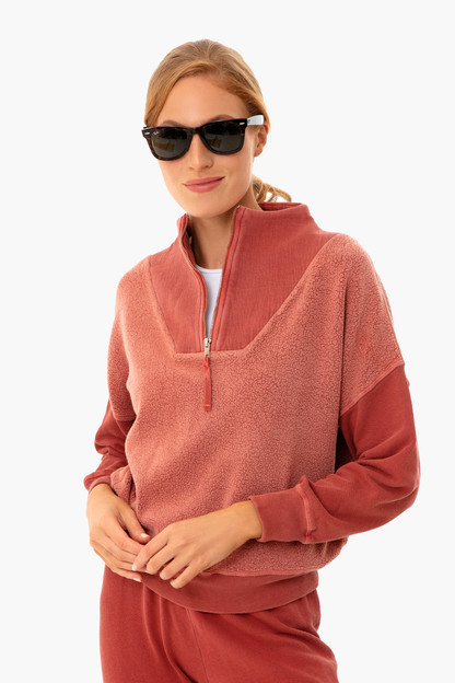 dried currant trail sweatshirt
