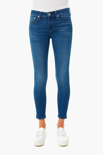 cliff cate mid-rise ankle skinny