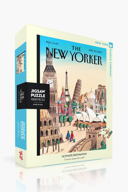 ultimate destination jigsaw puzzle