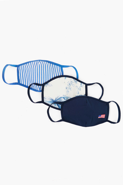 americana 3-pack civilian face mask
