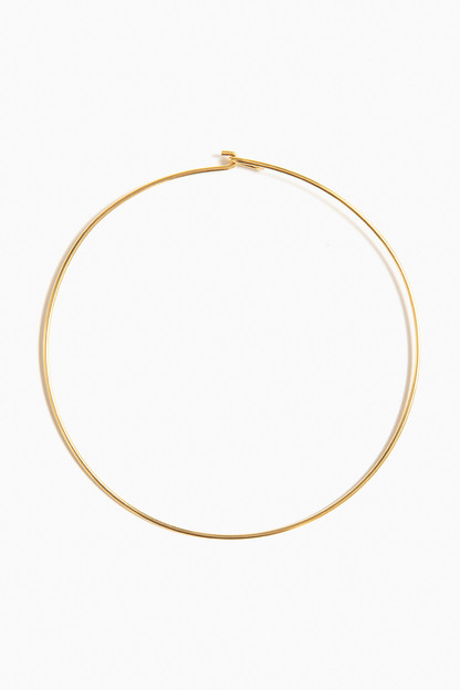 gold collar chain