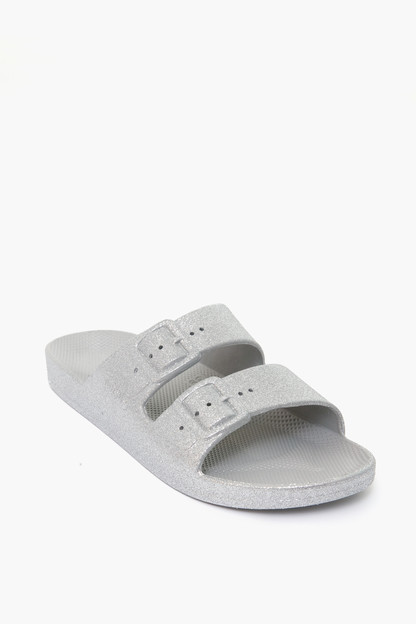 bling moses sandals