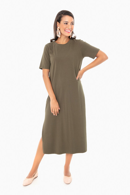 olive maggie dress
