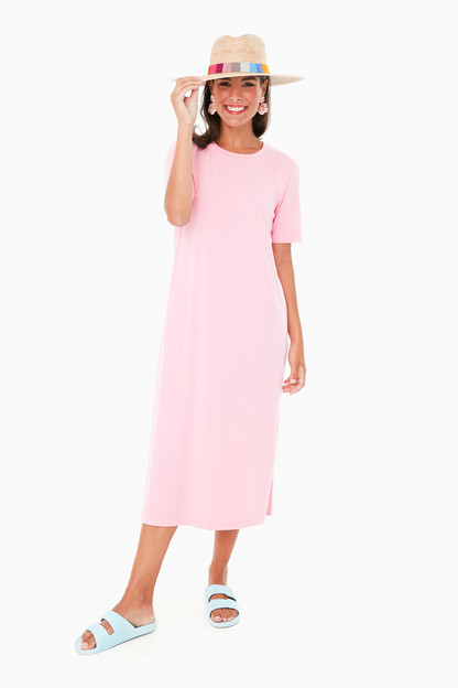 pink maggie dress
