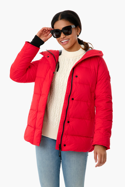 Red Alliston Jacket This item is excluded from BIGSALE