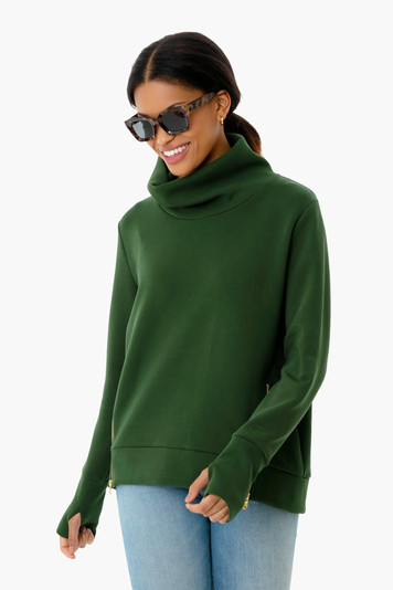 olive everyday pullover