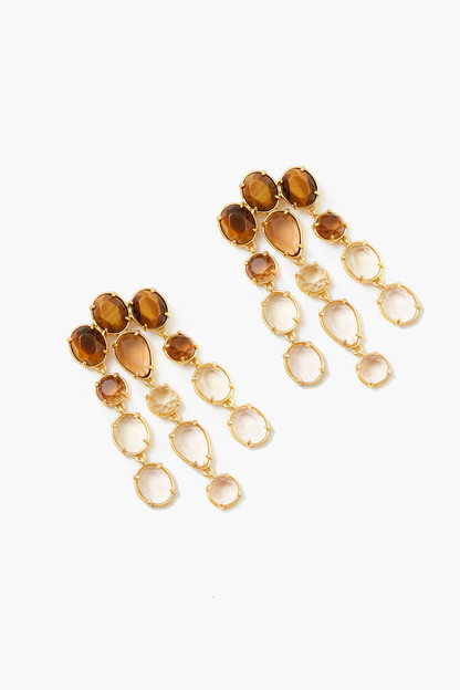 topaz perduto earrings