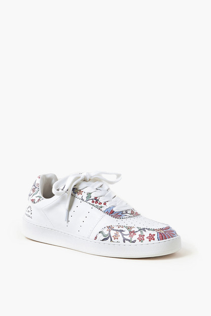 Provencial Floral Keeley Sneakers