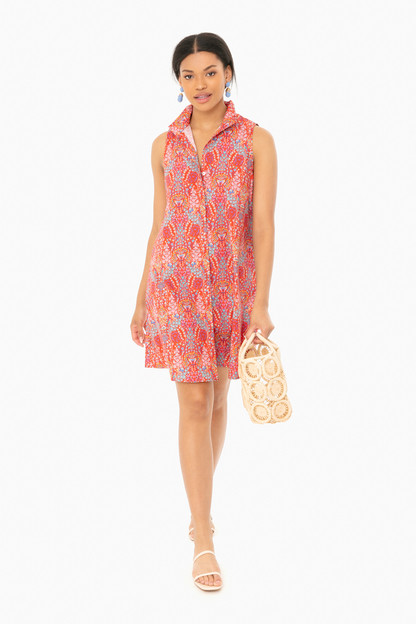 liberty® sleeveless charlie dress