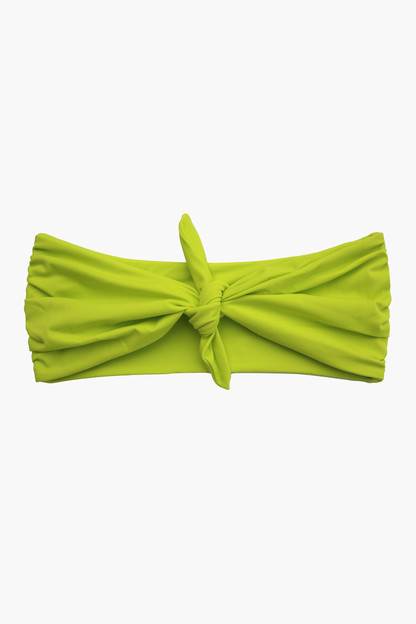Lime Reversible Bamboula Top