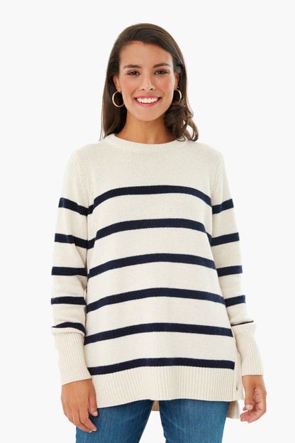 ivory brighton sweater