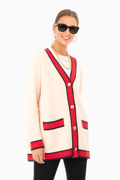 Ivory Lauren Cardigan Take up to 30% off with code BIGSALE.