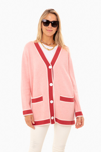 Rose Lauren Cardigan Take up to 30% off with code BIGSALE.