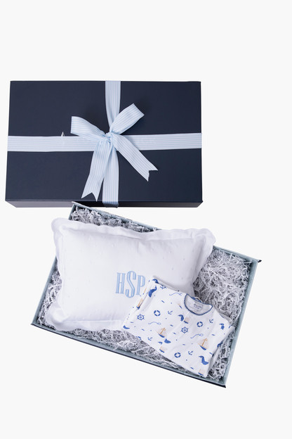 nautical nighttime gift bundle