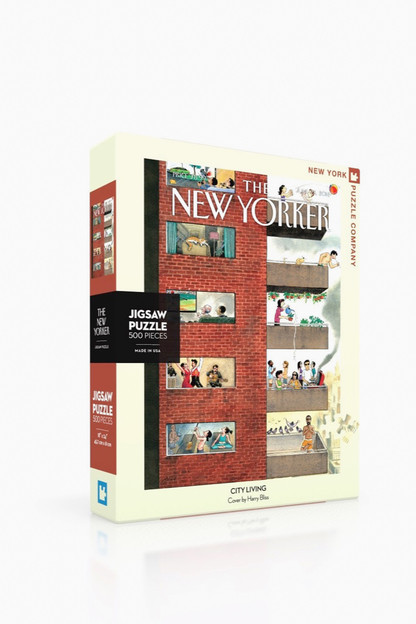 city living jigsaw puzzle