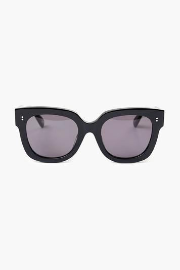 black #008 sunglasses