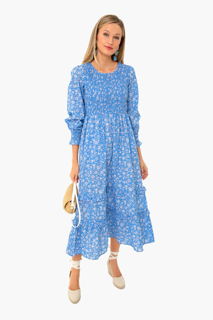 cornflower lolita isabel dress