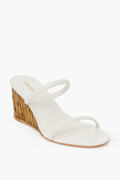 off white eva sandal